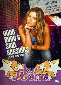 Cover Joss Stone - Mind Body & Soul Sessions - Live In New York City [DVD]